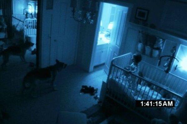 кадры и фото из фильма Паранормальное явление 2