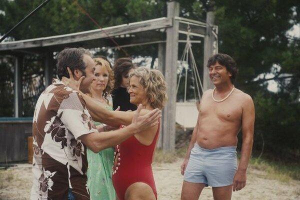кадры и фото из фильма Мое лето пинг-понга