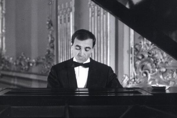 кадры и фото из фильма Стреляйте в пианиста