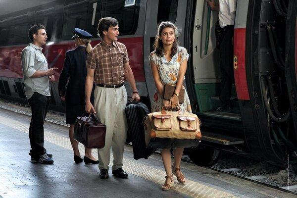 кадры и фото из фильма Римские приключения