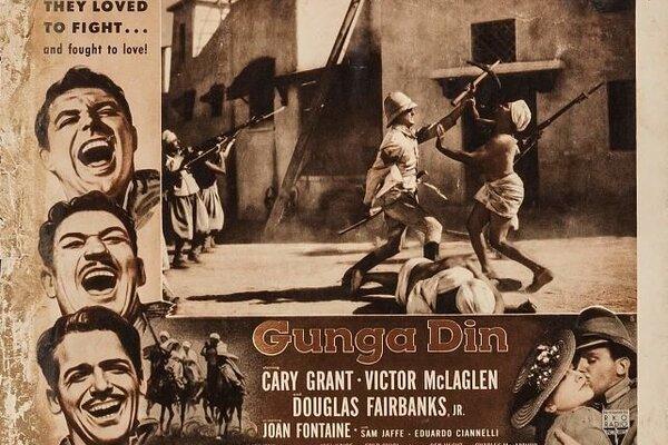 кадры и фото из фильма Ганга Дин
