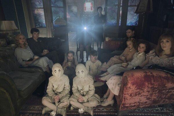 кадры и фото из фильма Дом странных детей мисс Перегрин