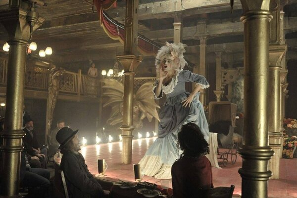 кадры и фото из фильма Голем