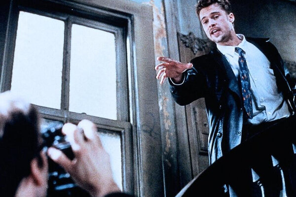 кадры и фото из фильма Семь