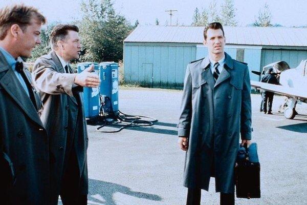 кадры и фото из фильма Твин Пикс: сквозь огонь