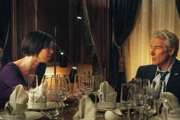 кадры и фото из фильма Ужин