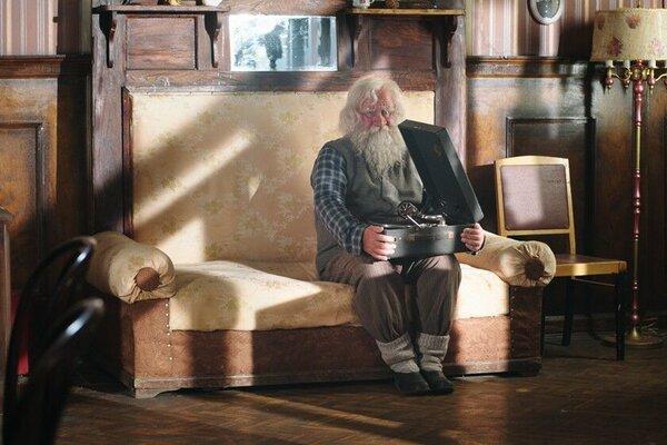 кадры и фото из фильма Дедушка моей мечты