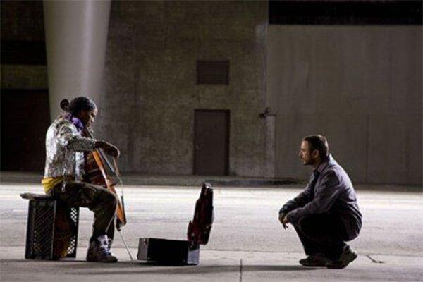 кадры и фото из фильма Солист