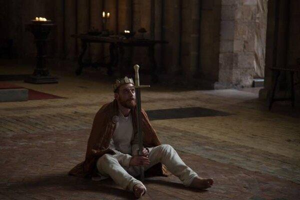 кадры и фото из фильма Макбет