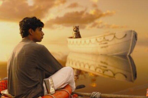 кадры и фото из фильма Жизнь Пи