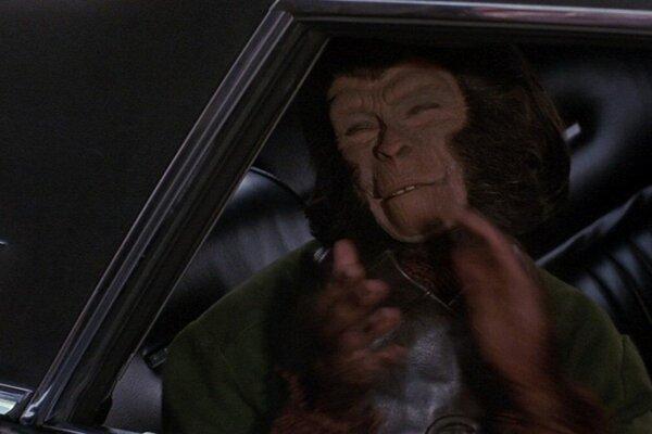 кадры и фото из фильма Бегство с планеты обезьян