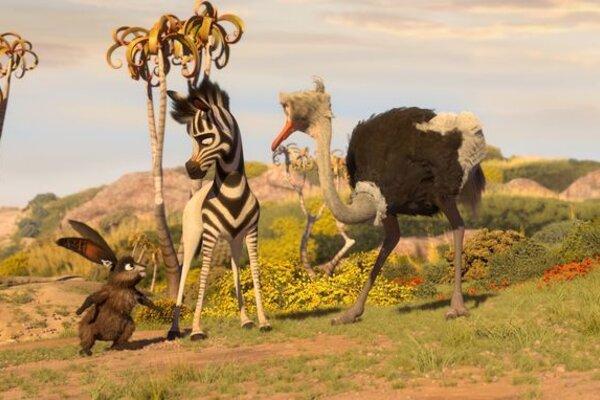 кадры и фото из фильма Король сафари