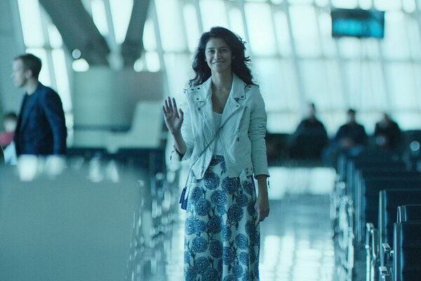 кадры и фото из фильма Без границ