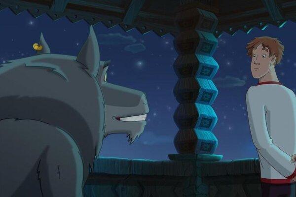 кадры и фото из фильма Иван Царевич и Серый Волк 2 в 3D