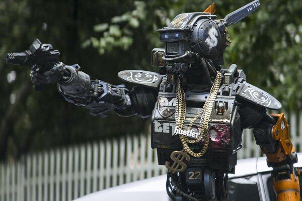 кадры и фото из фильма Робот по имени Чаппи