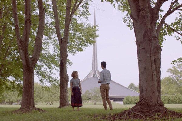 кадры и фото из фильма Колумбус