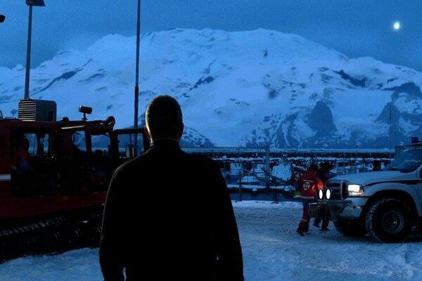 кадры и фото из фильма Ледник