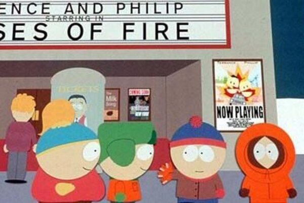 кадры и фото из фильма Южный Парк: больше, длиннее и без купюр