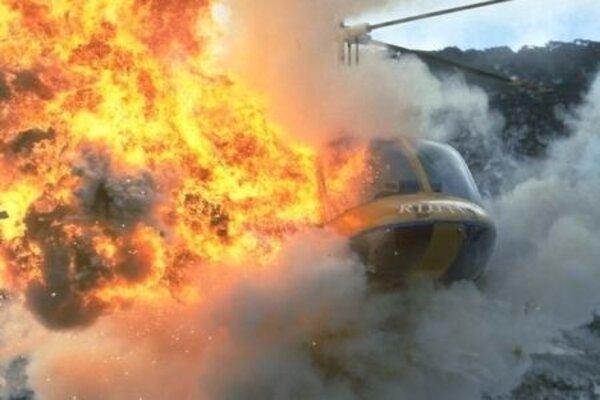 кадры и фото из фильма Первый удар
