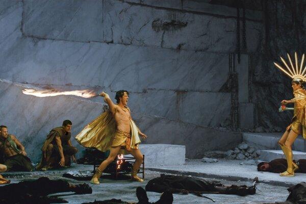 кадры и фото из фильма Война богов: Бессмертные 3D