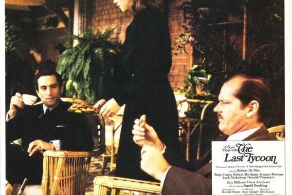 кадры и фото из фильма Последний магнат