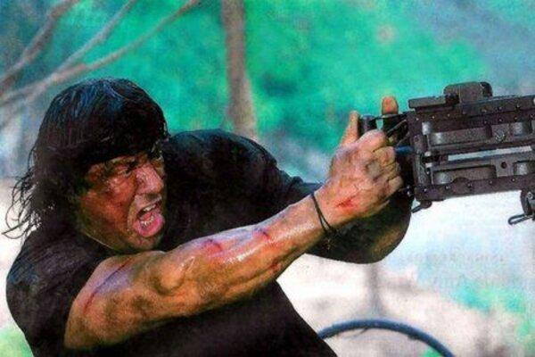 кадры и фото из фильма Рэмбо IV