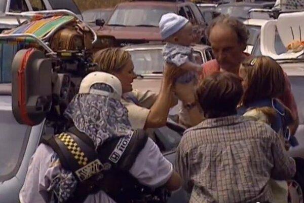 кадры и фото из фильма Столкновение с бездной