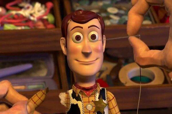 кадры и фото из фильма История игрушек 2