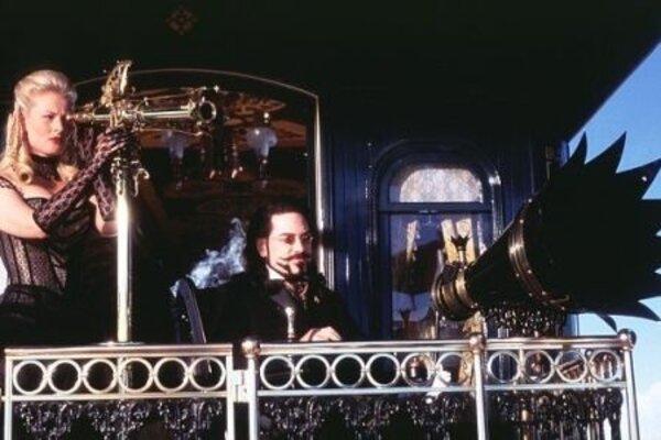 кадры и фото из фильма Дикий, дикий Вест