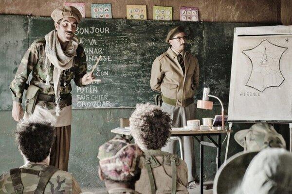 кадры и фото из фильма Да здравствует Франция