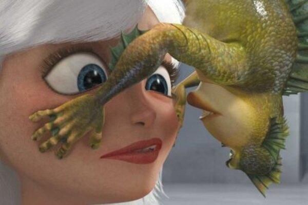 кадры и фото из фильма Монстры против пришельцев