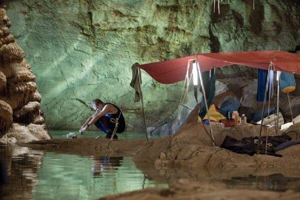 кадры и фото из фильма Санктум