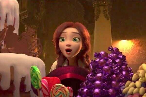 кадры и фото из фильма Украденная принцесса