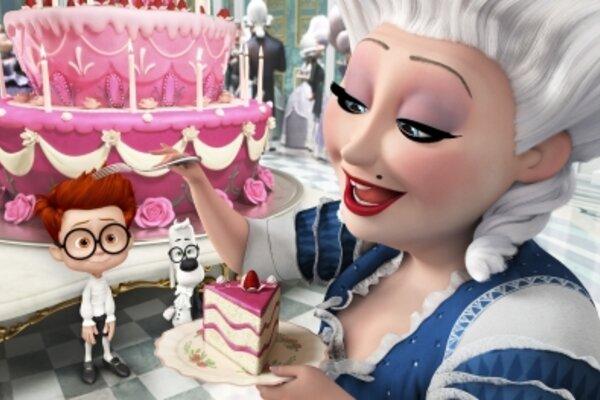 кадры и фото из фильма Приключения мистера Пибоди и Шермана 3D