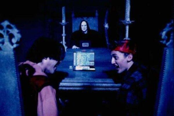 кадры и фото из фильма Новые приключения Билла и Теда