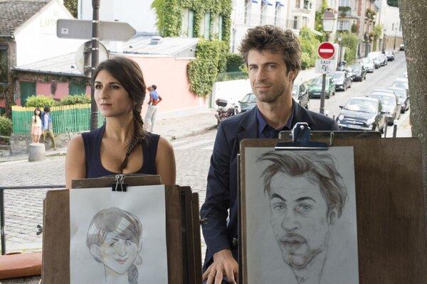 кадры и фото из фильма Развод по-французски