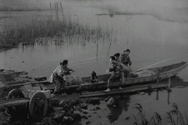 кадры и фото из фильма Сказки туманной луны после дождя