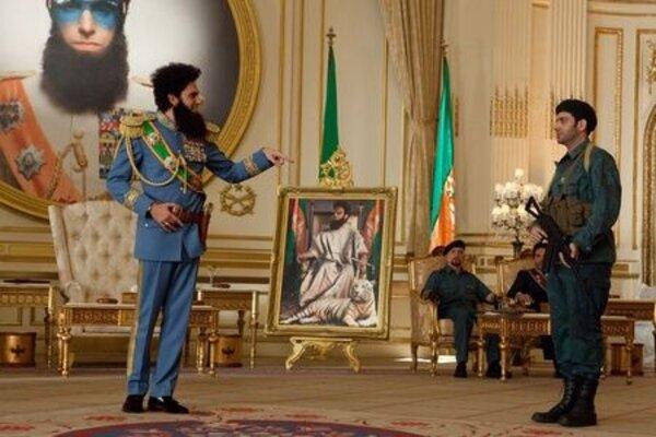 кадры и фото из фильма Диктатор