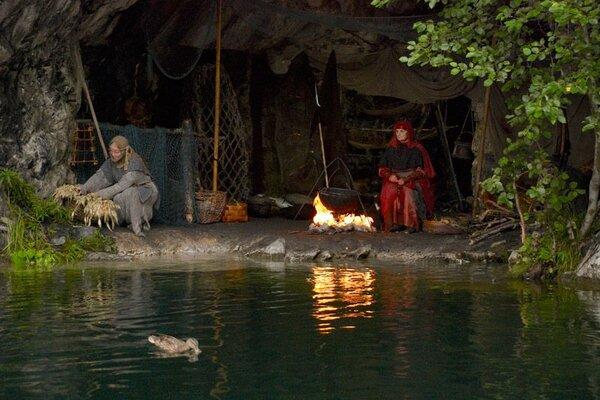 кадры и фото из фильма Темный мир в 3D