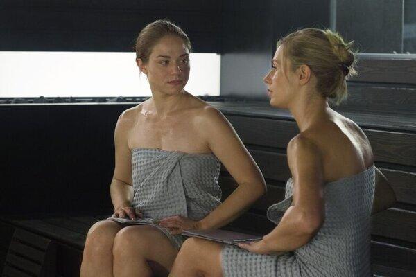 кадры и фото из фильма Мёбиус