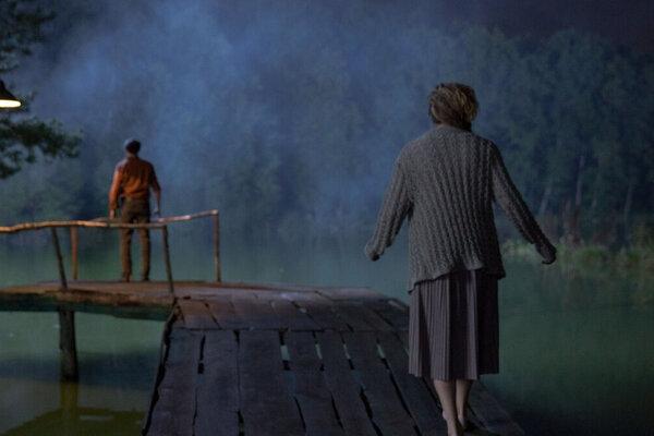 кадры и фото из фильма Русалка. Озеро мертвых