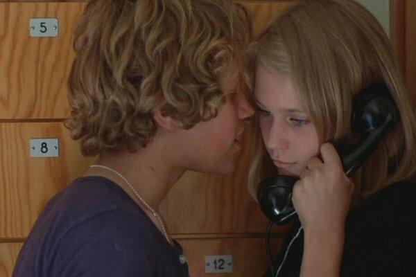 кадры и фото из фильма Шведская история любви