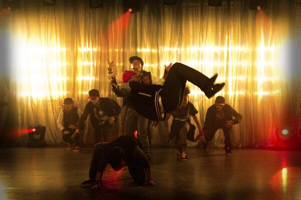кадры и фото из фильма Уличные танцы 3: Все звезды 3D