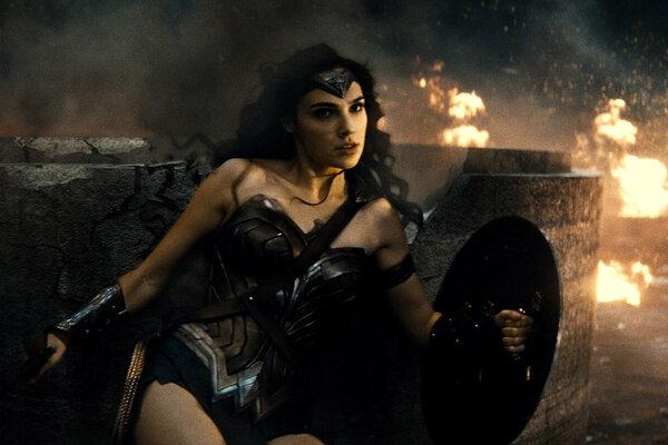 кадры и фото из фильма Бэтмен против Супермена: На заре справедливости