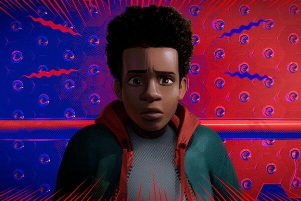 кадры и фото из фильма Человек-паук: Через вселенные