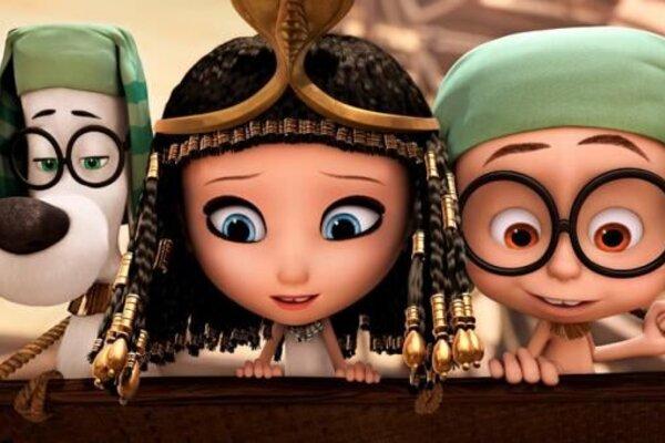 кадры и фото из фильма Приключения мистера Пибоди и Шермана