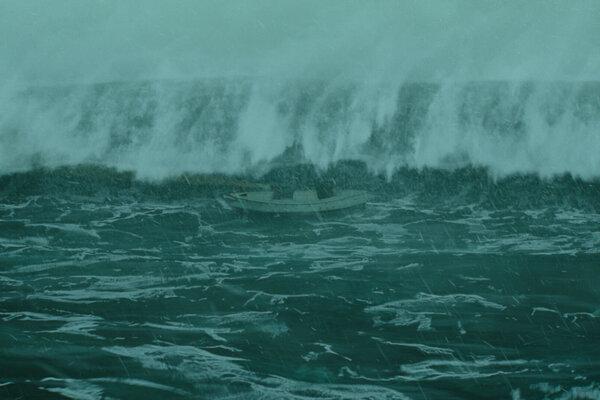 кадры и фото из фильма И грянул шторм