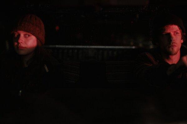 кадры и фото из фильма Шаги в ночи