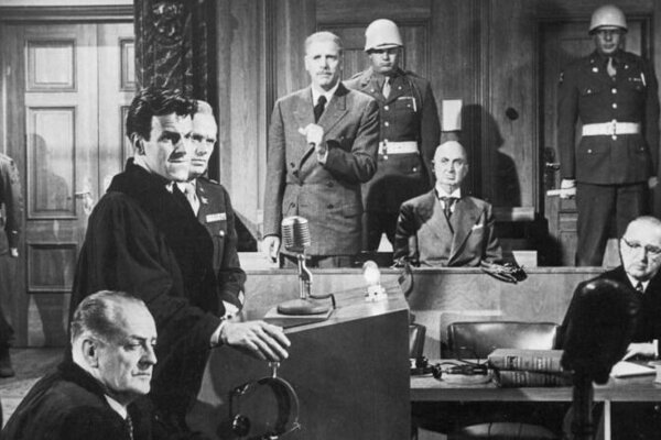 кадры и фото из фильма Нюрнбергский процесс