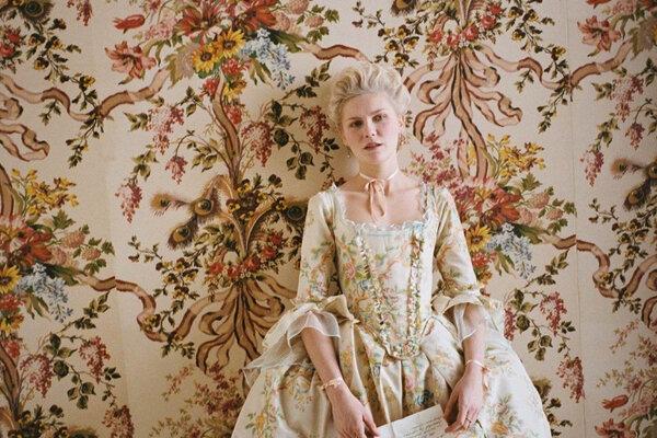 кадры и фото из фильма Мария-Антуанетта